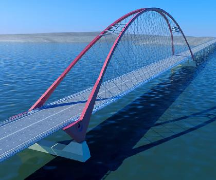Novosibirsk IIIrd Bridge